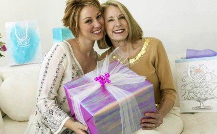 Подарок свекрови - что можно