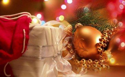 Что подарить на Новый год теще