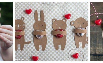Подарок маме - Сладкие мишки