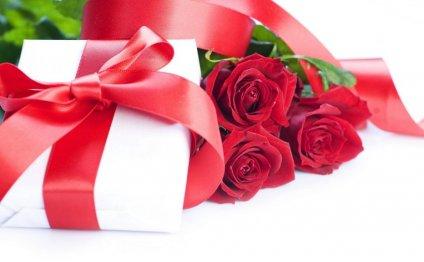 Подарок на День Святого